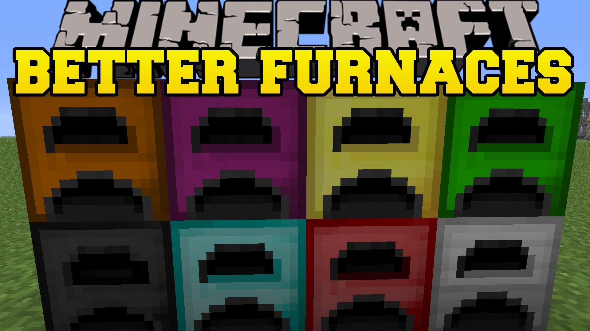 Furnaces mod for minecraft for How to craft a furnace in minecraft