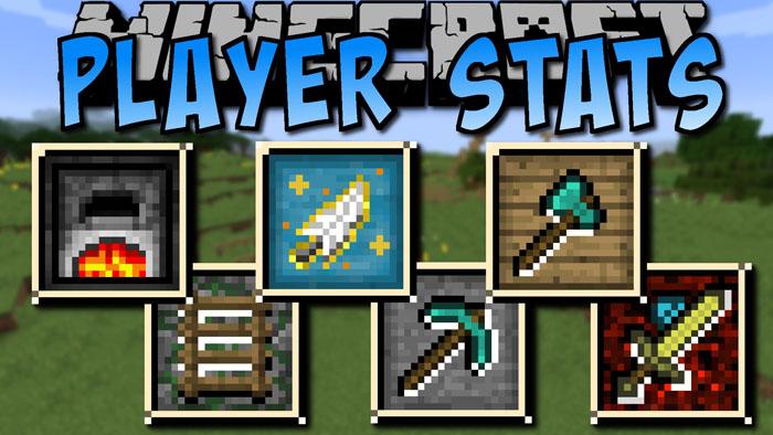 Player Stats 2 Mod 4