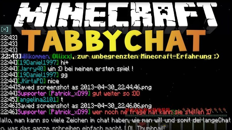 TabbyChat 2 Mod 4