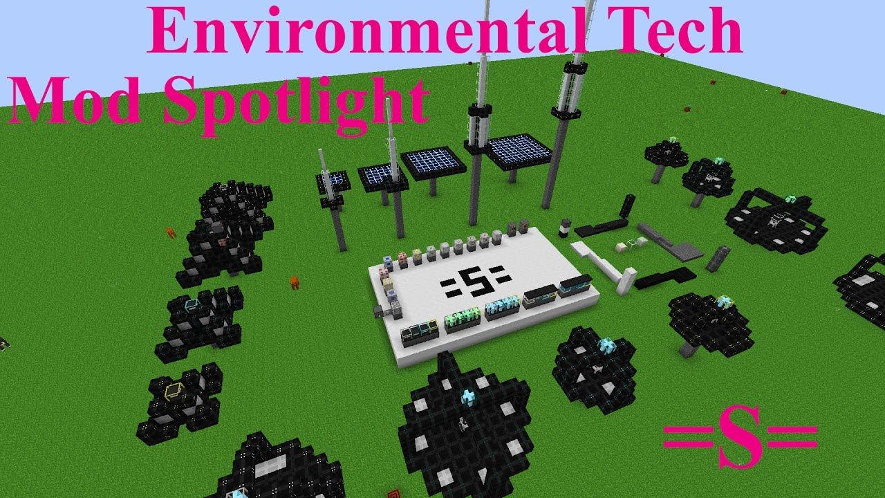 Environmental Tech Mod 1