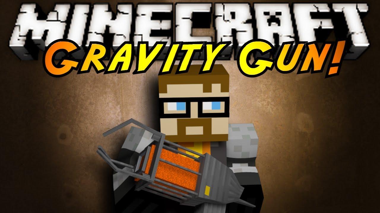 Gravity Gun Mod 2