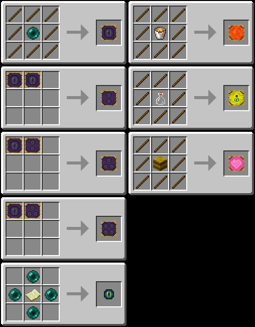 Super Crafting Frame Mod for Minecraft 1.16/1.15.2 ...
