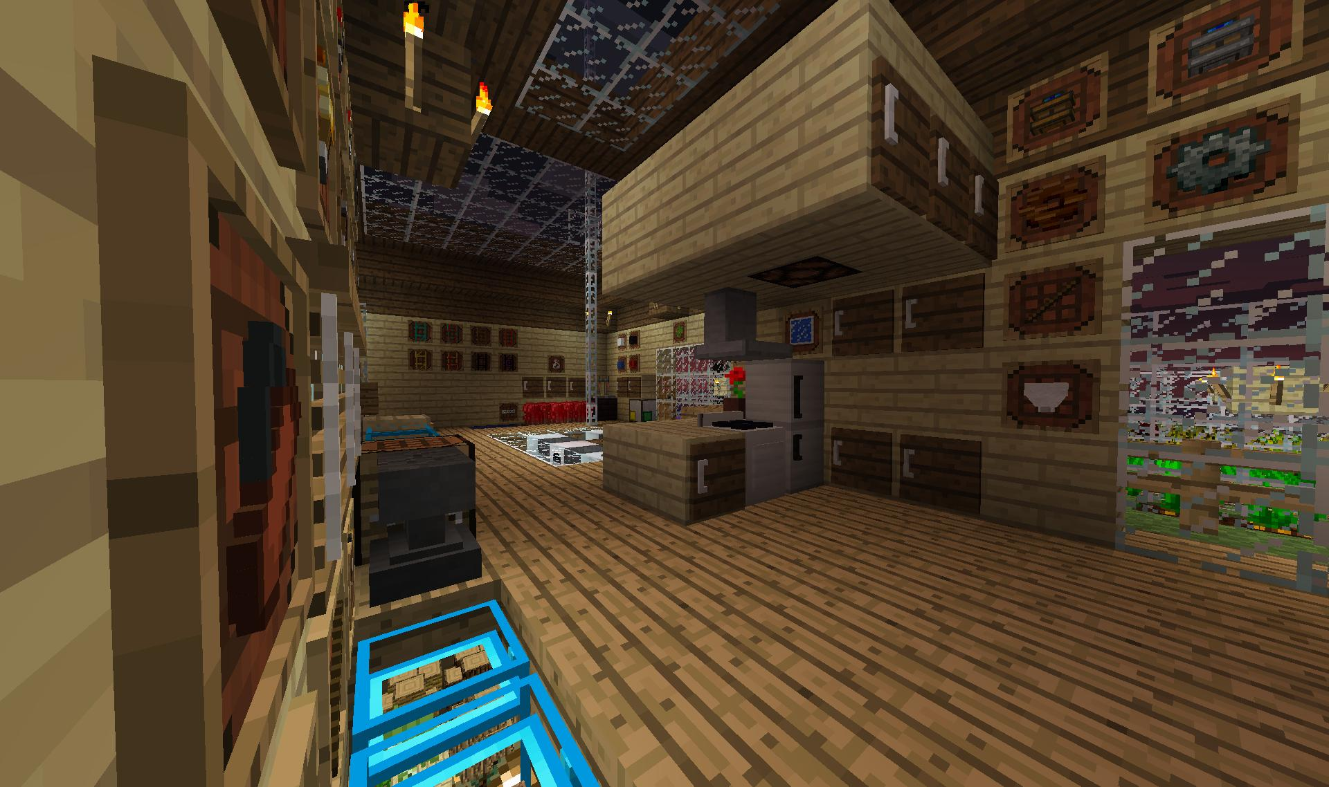how to get frames in minecraft