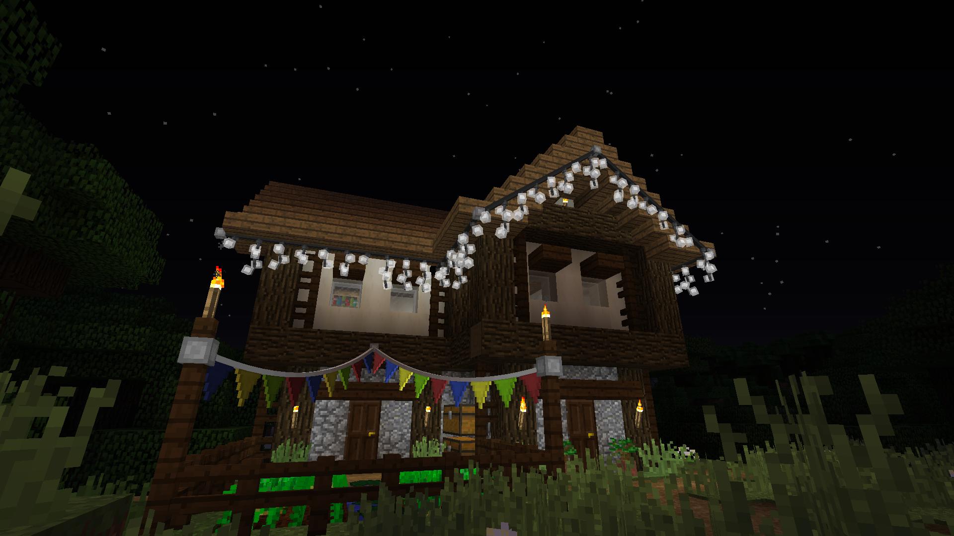Fairy Lights Mod 2
