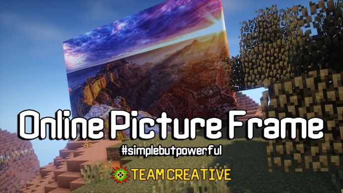 OnlinePictureFrame Mod 4