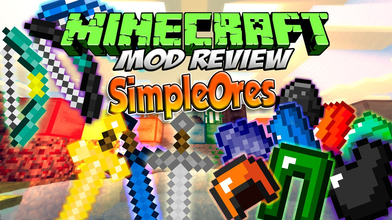 SimpleOres Mod 5
