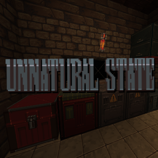 Unnatural State Resource Pack 2