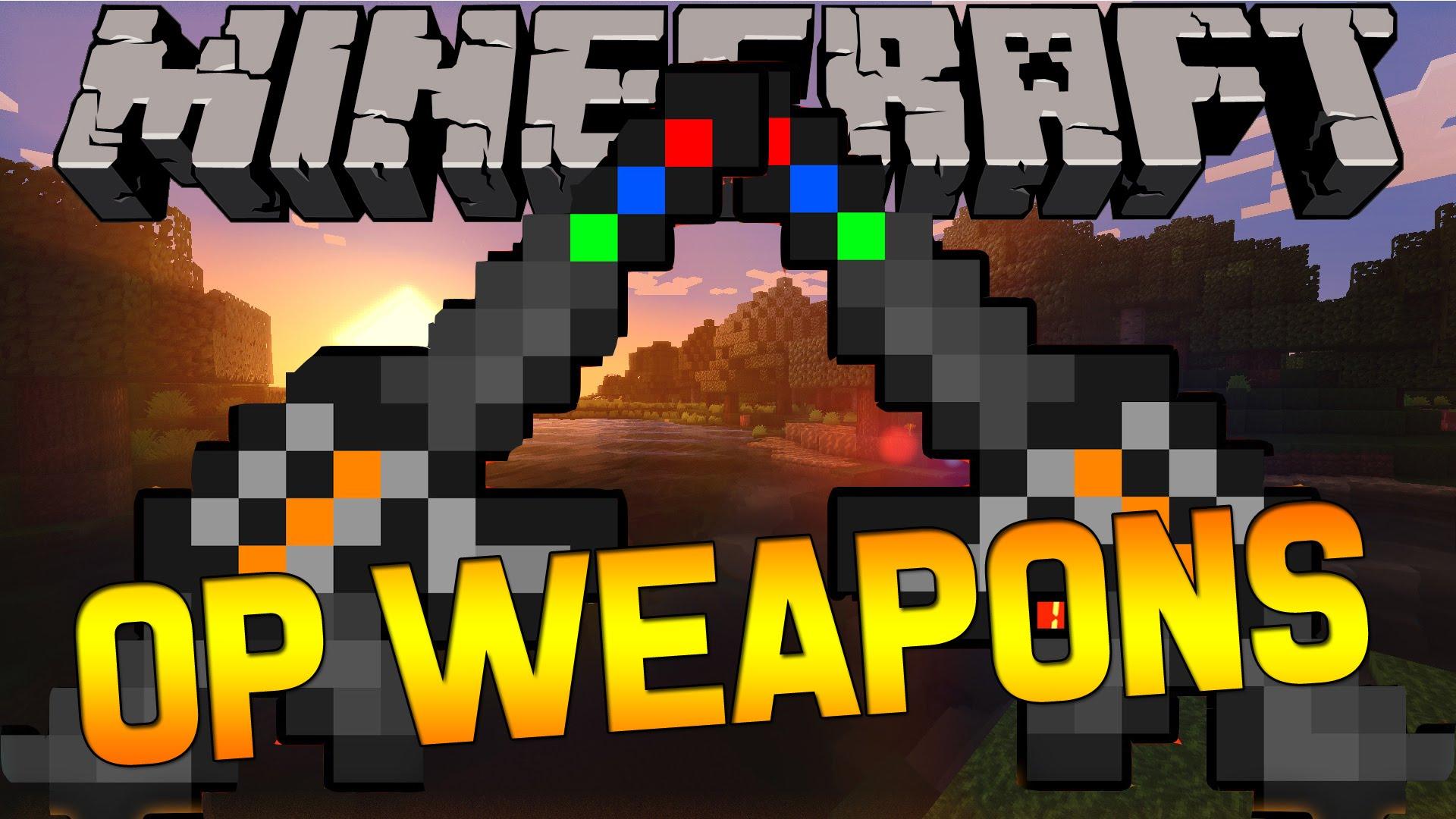minecraft 1.12 1 mod gun