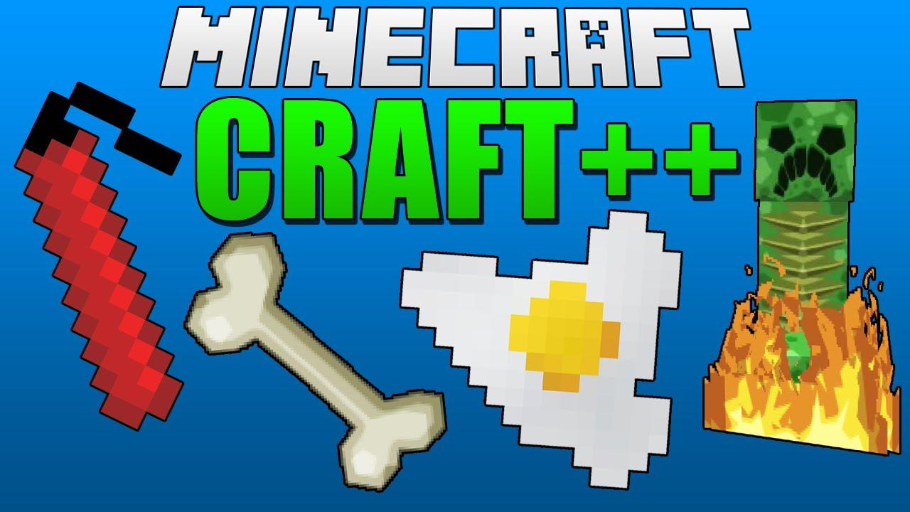 Craft++ Mod