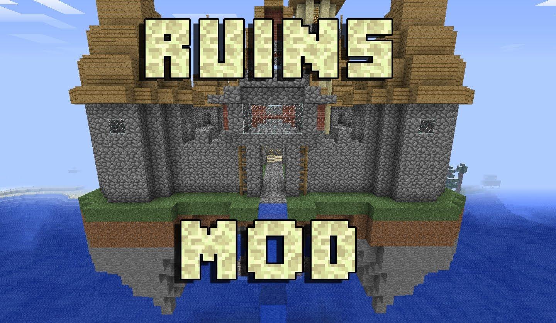 Floating Ruins mod