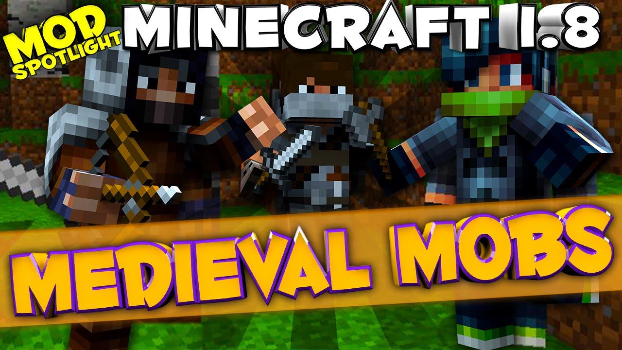 Medieval Mobs Mod 5