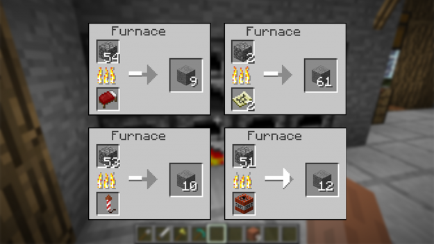 how to get fuel on minecraft
