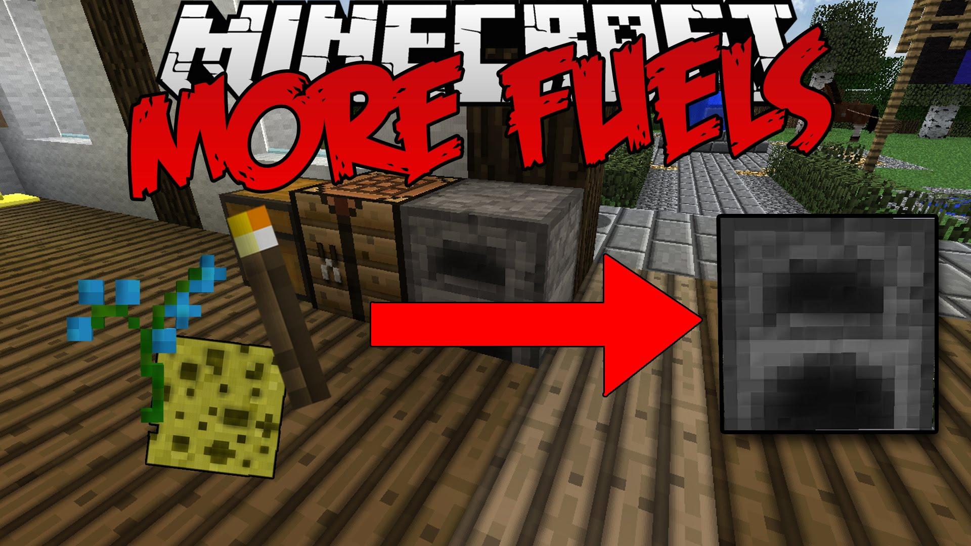 More Fuels Mod 3