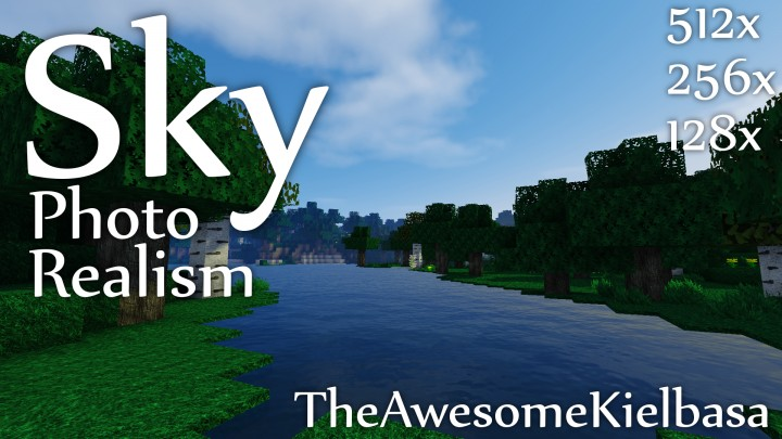 Sky Photo Realism Resource Pack