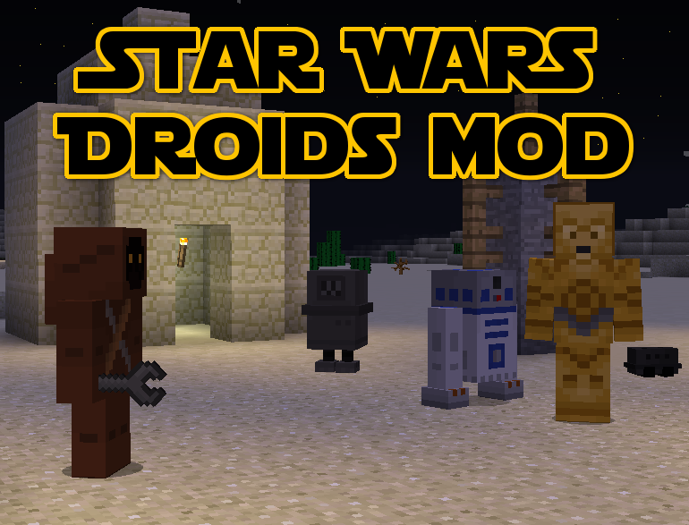 Star Wars Droids mod