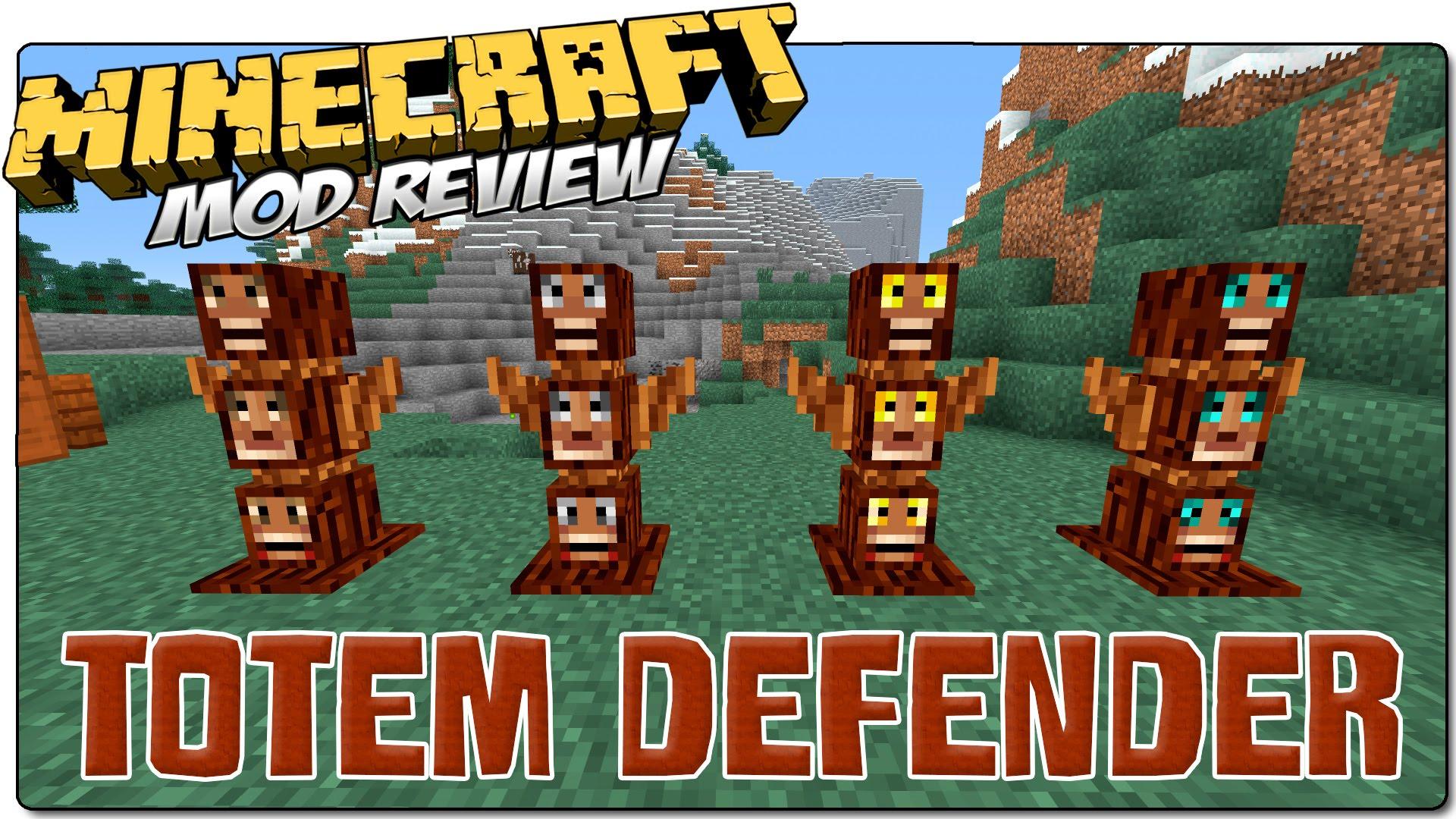 Totem Defender Mod