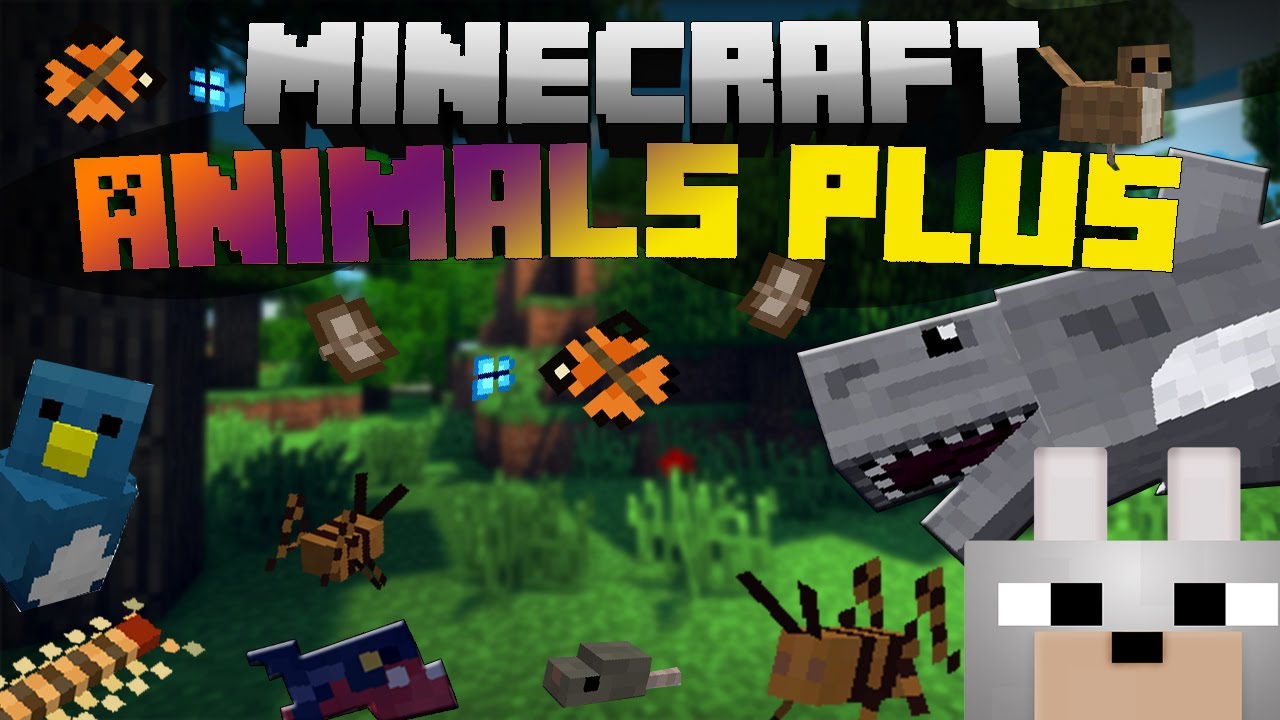 Pictures of Minecraft Animal Mods - #rock-cafe