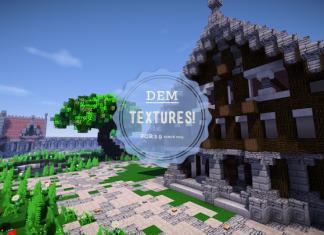 DEM Textures Resource Pack