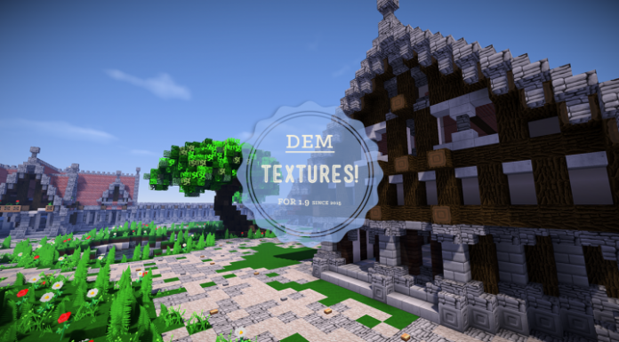 DEM Textures Resource Pack