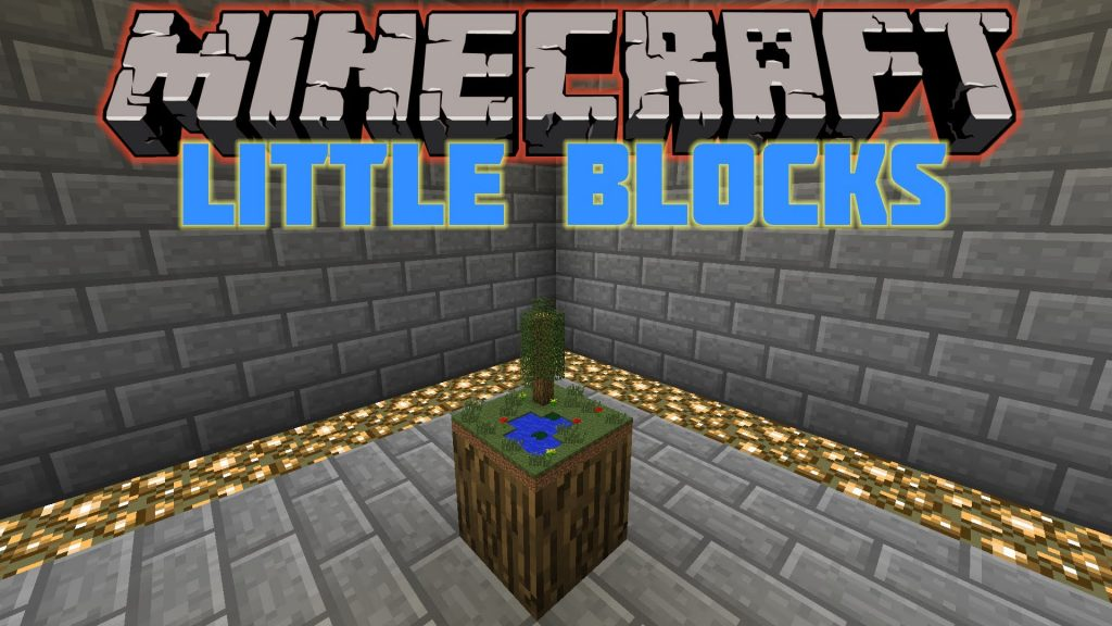 little blocks mod 1.7.10