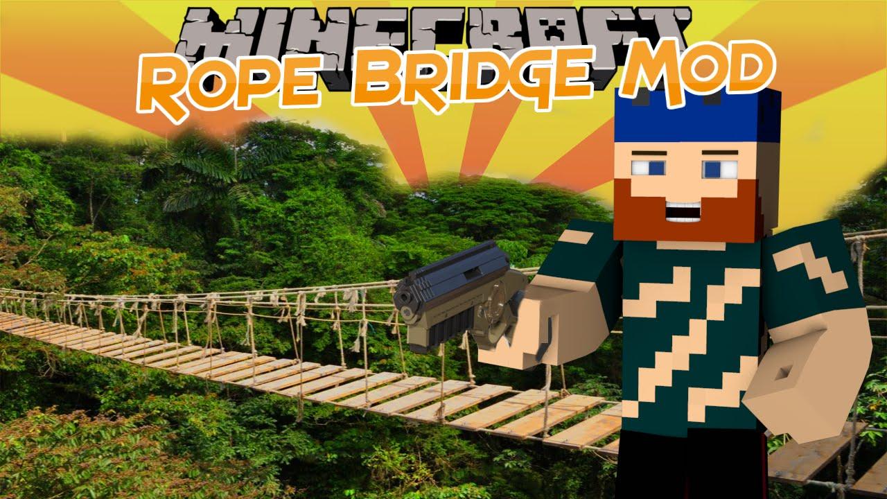 Craft Rope Minecraft