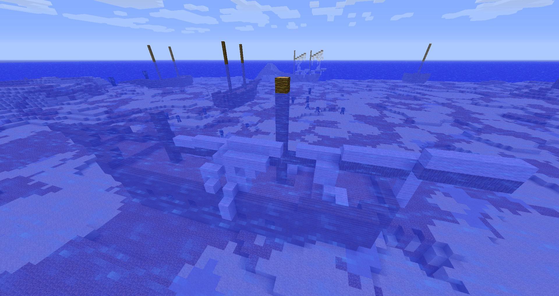 temple run minecraft map