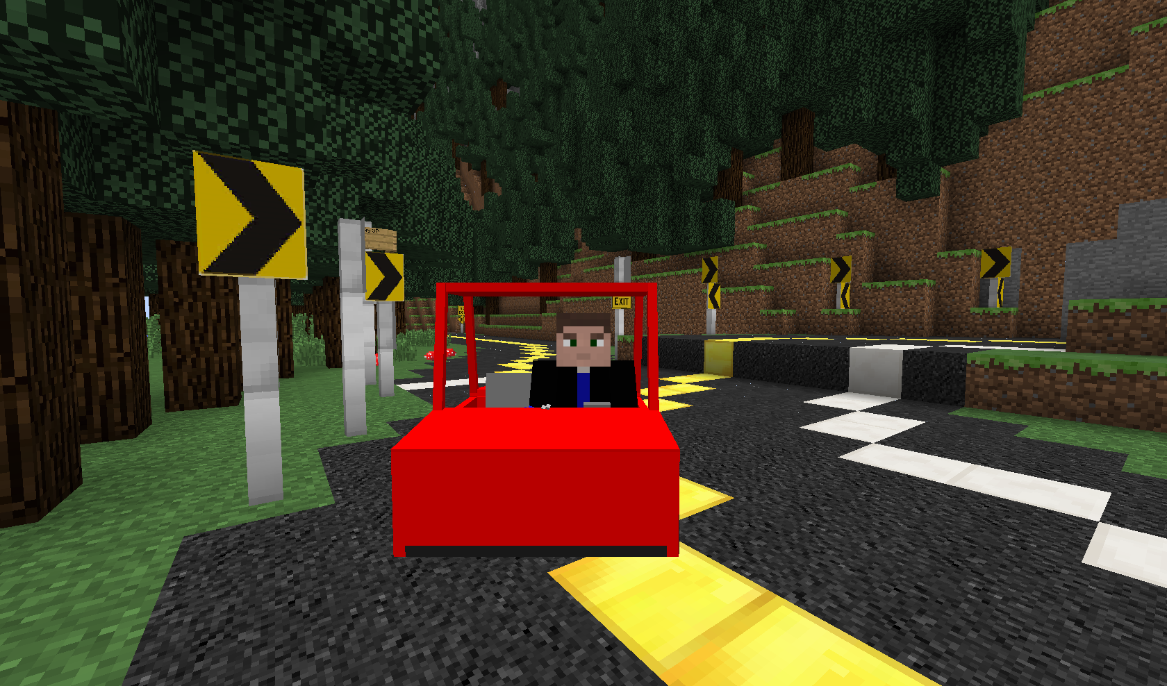 Vehicular Movement Mod For Minecraft 1 12 1 11 2 1 10 2 1