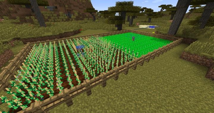 мод extended farming для майнкрафт 1.7.10