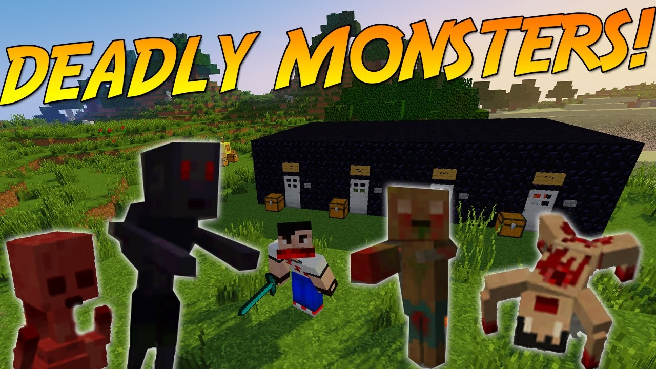 Deadly Monsters Mod 2