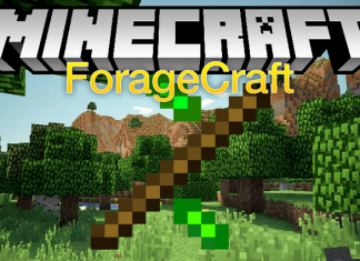 ForageCraft Mod 1