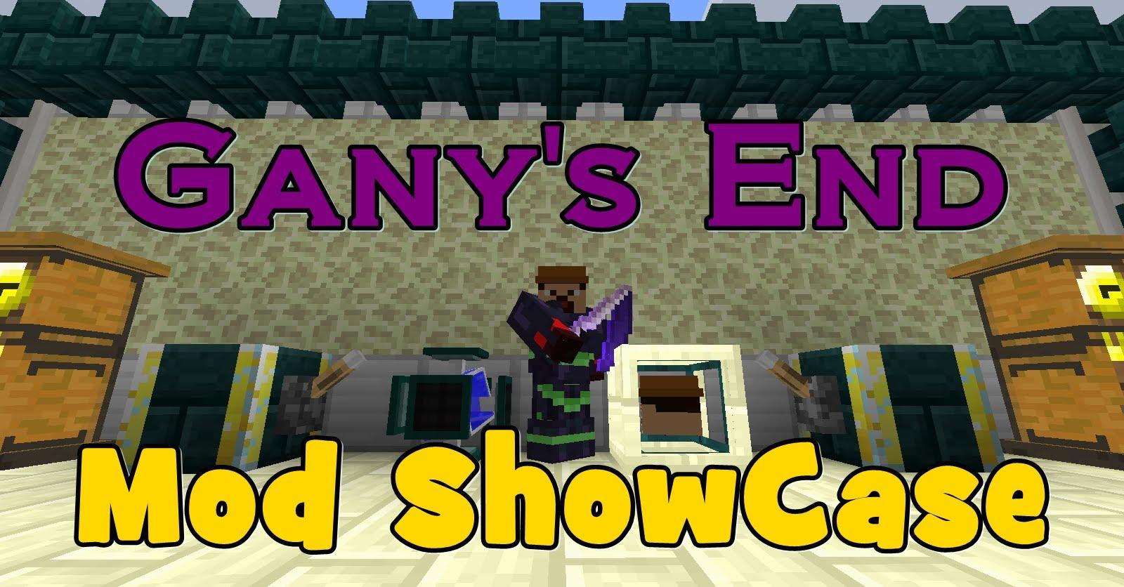 Gany's End Mod 1