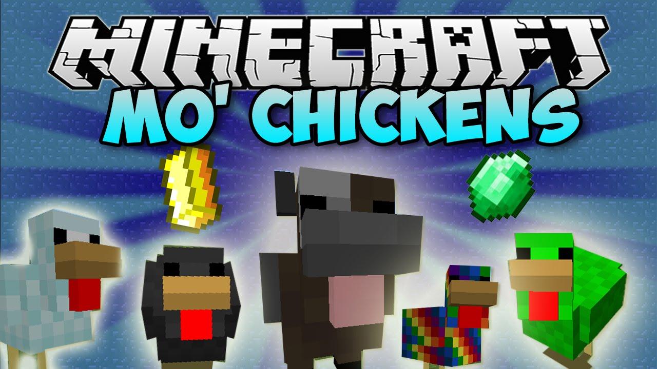 Mo' Chickens Mod 4