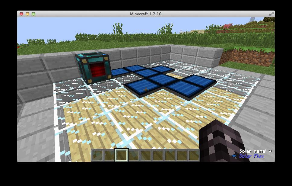 Solar Flux Reborn Mod 3