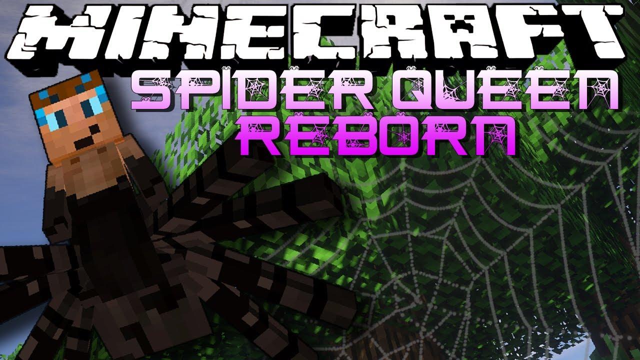 Spider Queen Reborn Mod 4