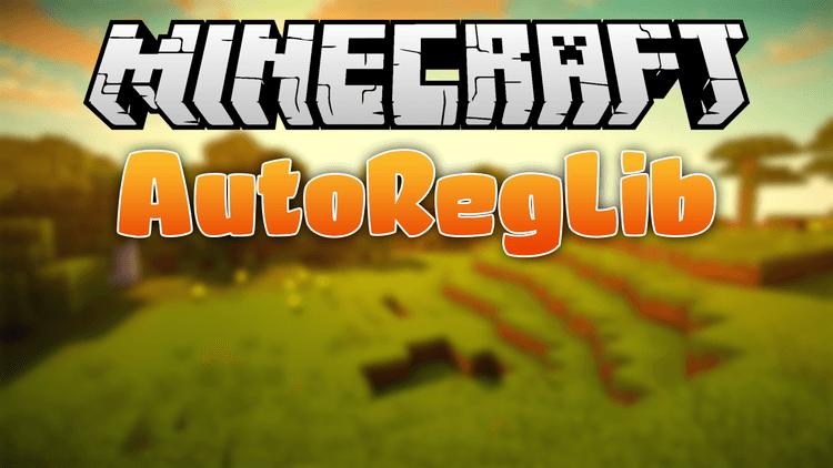 AutoRegLib Mod 1