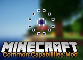 Common Capabilities Mod 1