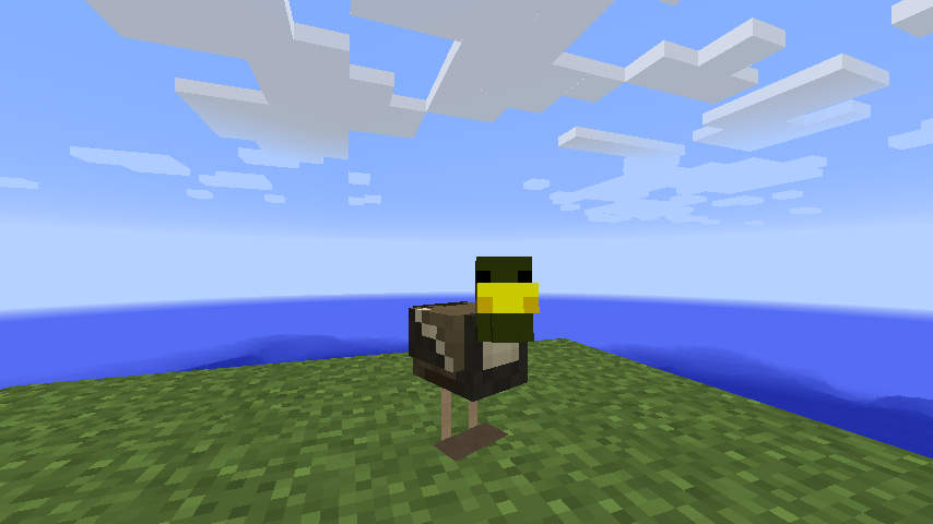 Duck Craft Mod 1