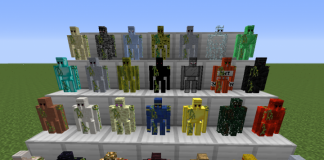 Massive Trophies Mod 1