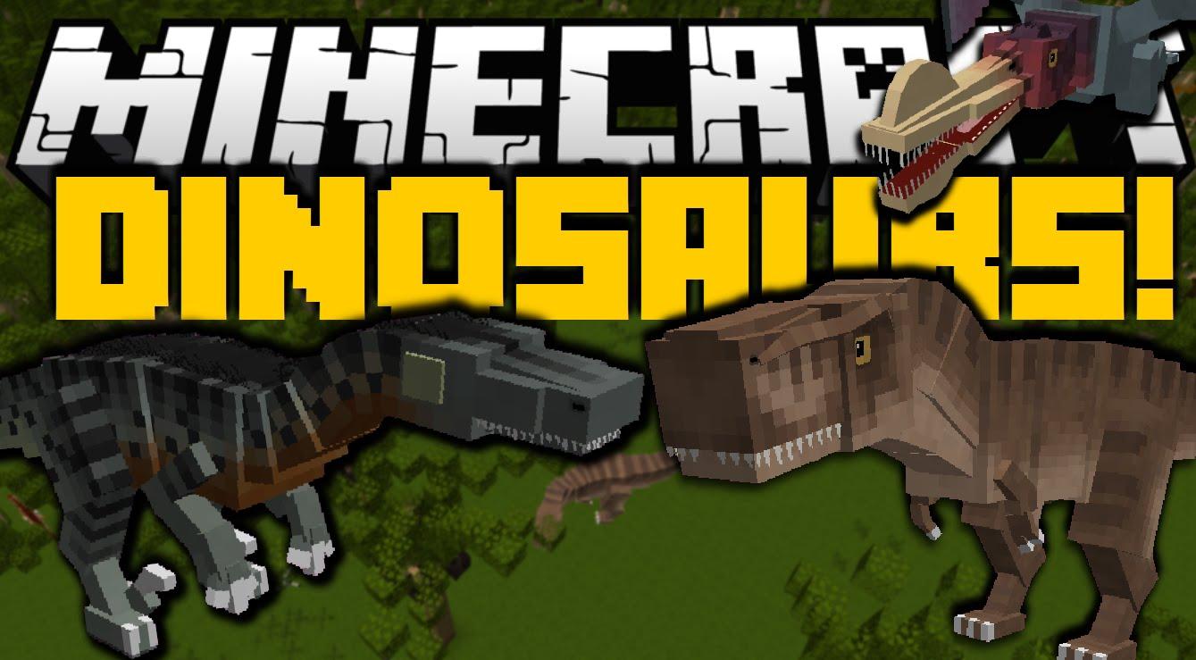More Dinosaurs Mod 1