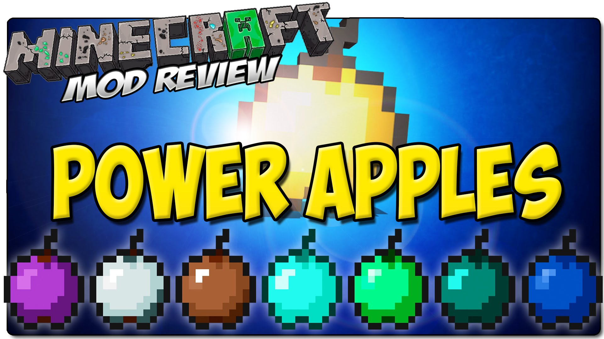 Power Apples Mod 3