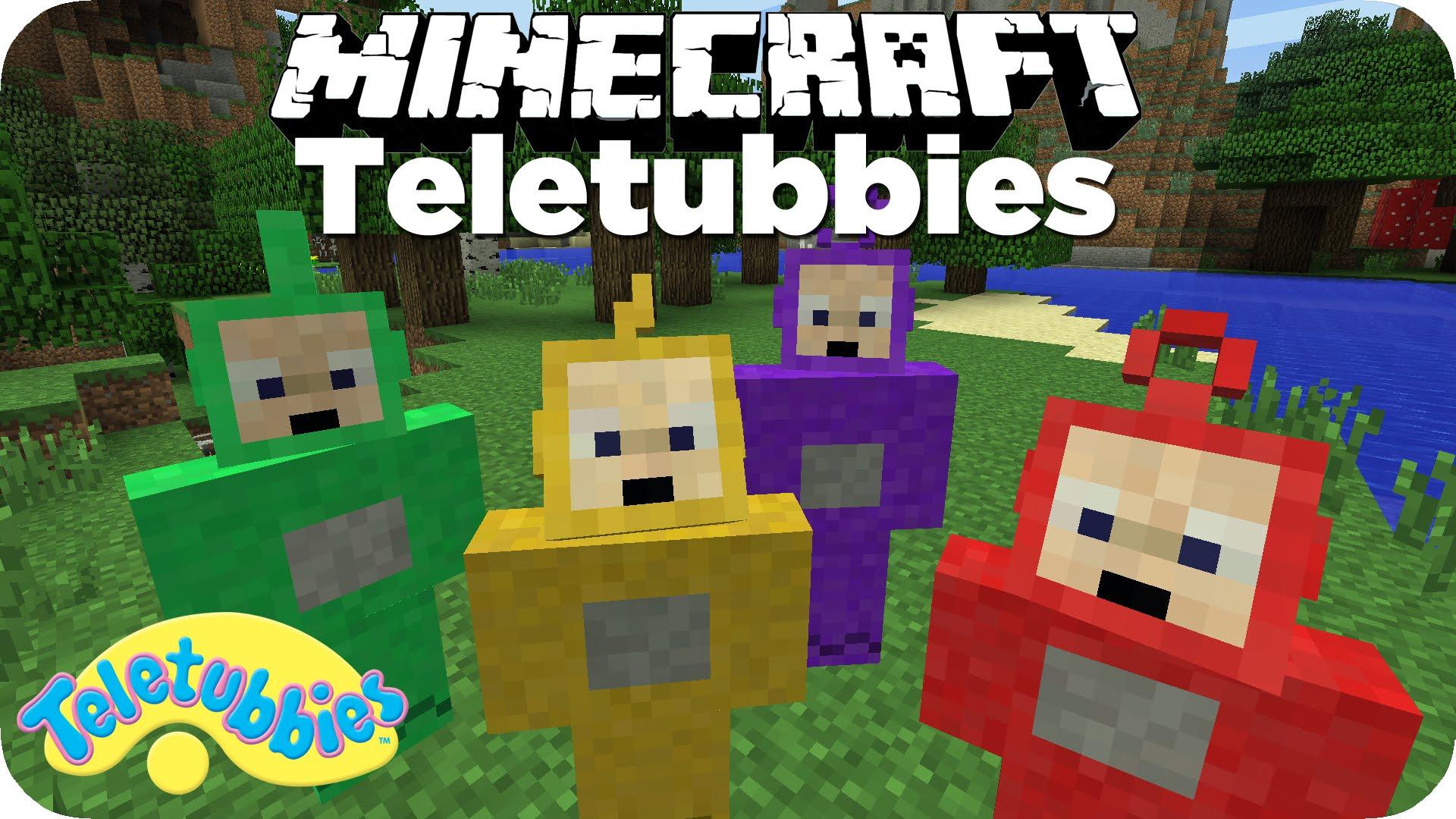 Teletubbies Mod 1