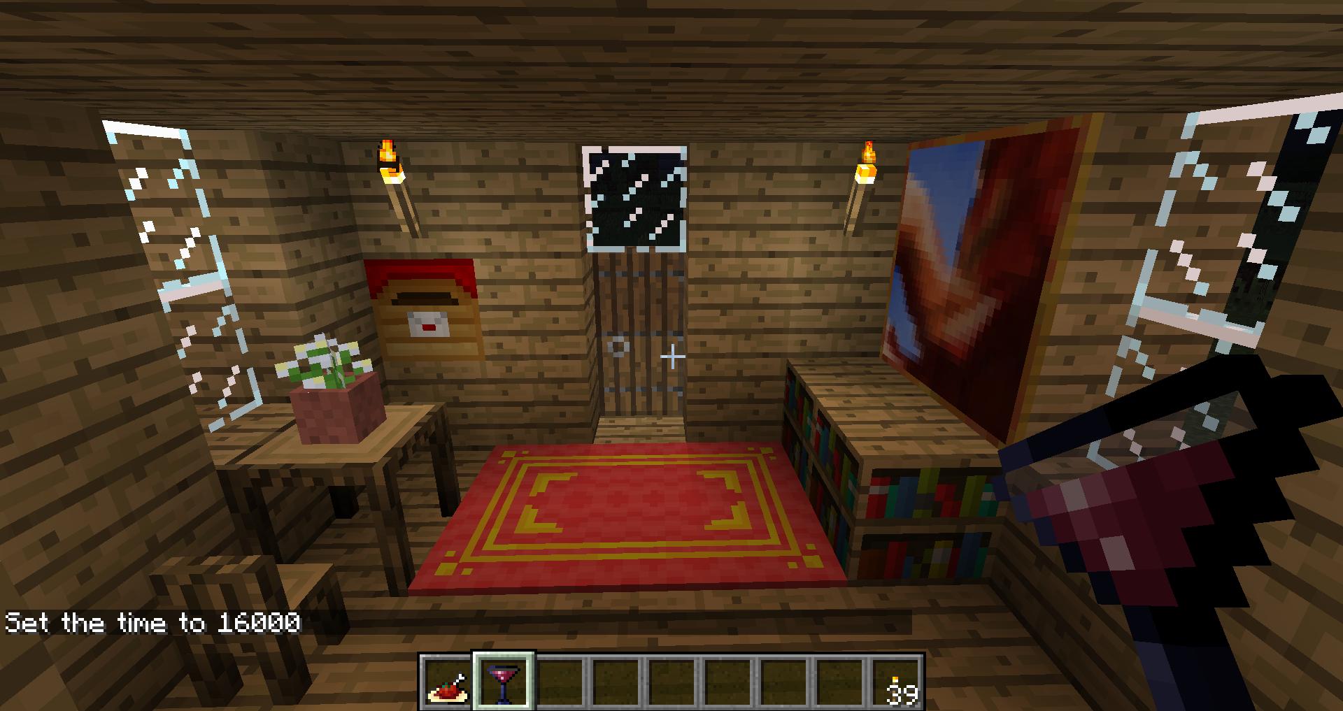 Village box Mod for Minecraft 1 17/1 16 5/1 15 2 MinecraftOre