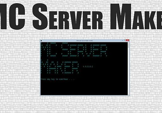 Minecraft Server Maker mod