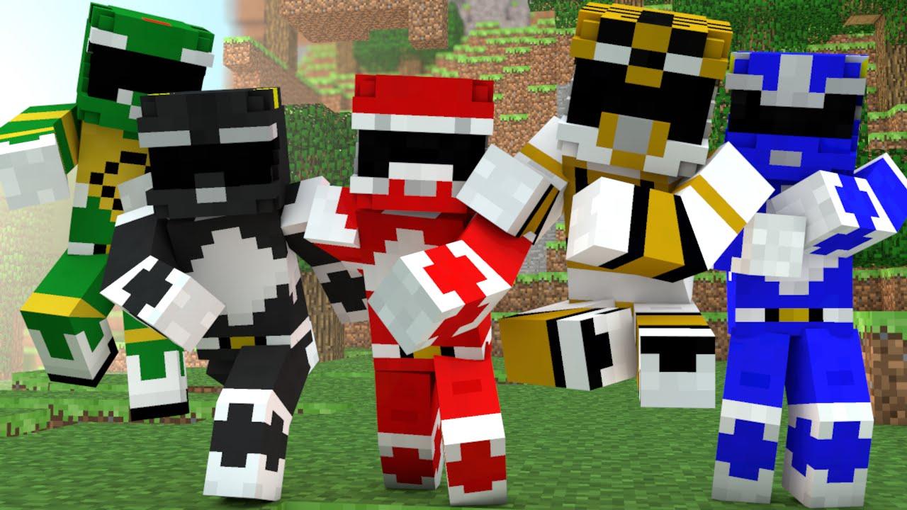 Power Rangers Mod 1