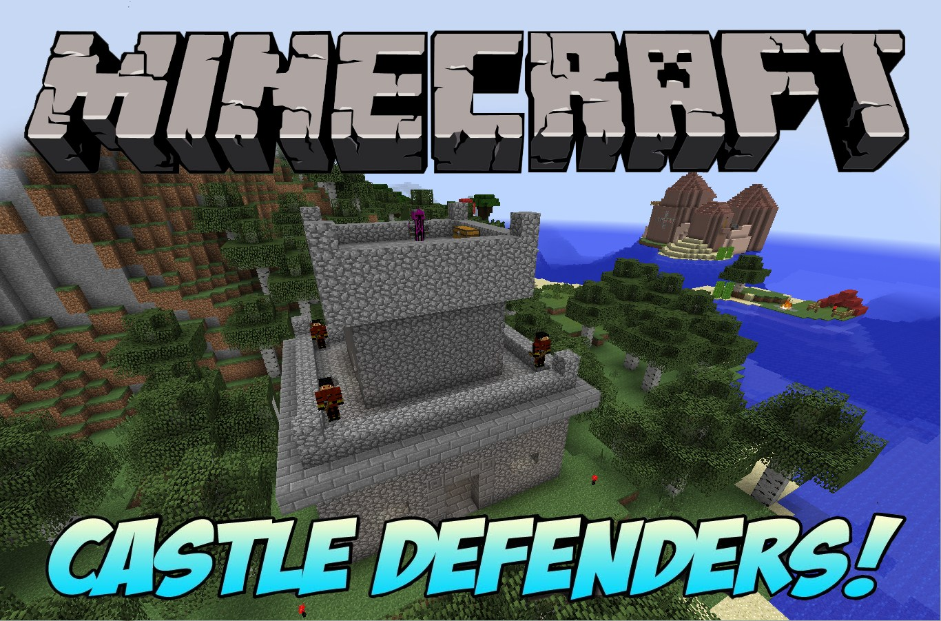 The Castle Defenders mod 1