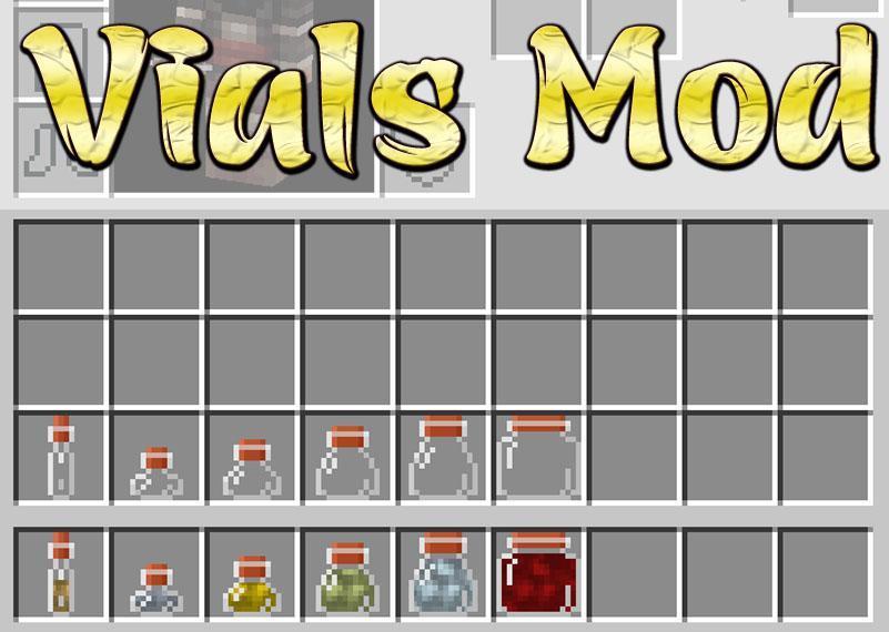 Vials Mod 1