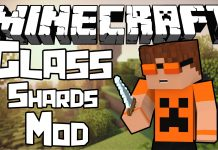 Glass Shards Mod 2