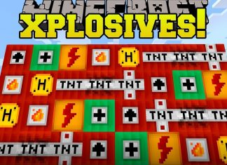 Xplosives Mod 2