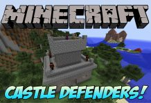 The Castle Defender Mod 1