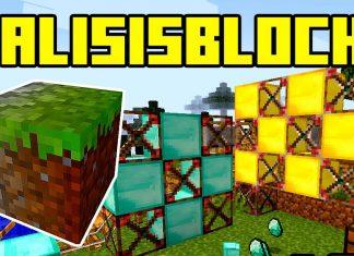 MalisisBlocks Mod 1